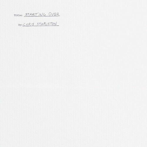 Chris Stapleton - Starting Over [New CD] Digipack Packaging