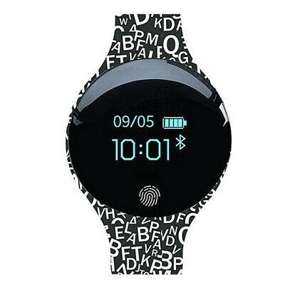 SANDA Men Women Children Bluetooth Smart Watches Fitness Digital Wristwatch SD01