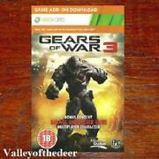Gears of War 3 DLC