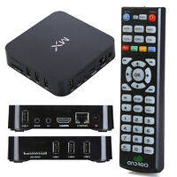 Dual core ANDROID smart Tv box  FULLY LOADED XBMC free delivery