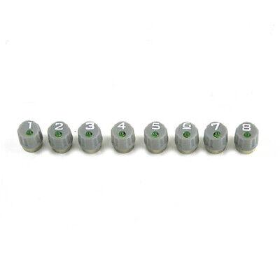 Fluke Networks Ptnx8-id-1-8 Set Of Pocket Toner Nx8 Id Caps