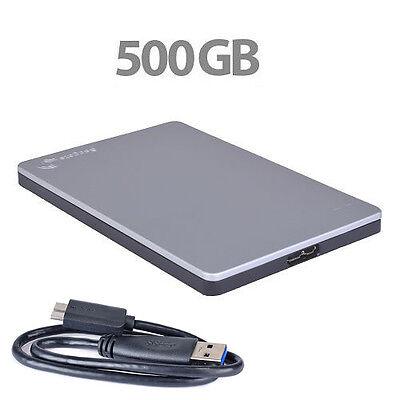 500 Gb Backup Usb (Seagate Backup Plus Slim 500GB SuperSpeed USB 3.0 Portable Hard Drive - Mac/PC )