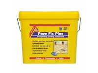 SIKA PAVE FIX PLUS PAVING JOINTING COMPOUND