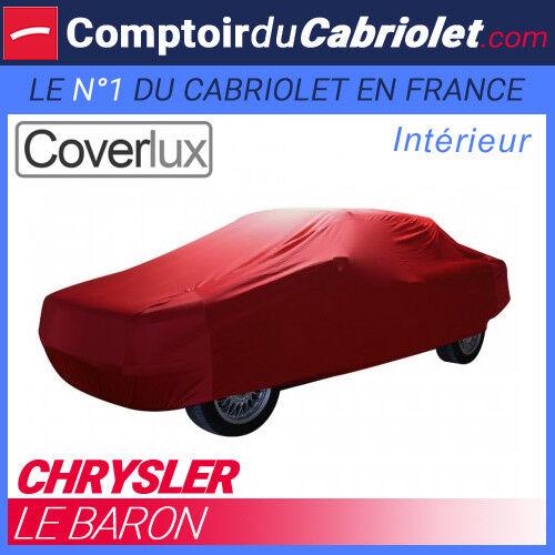 Cover Plane Schutz Coverlux Chrysler Die Baron aus Jersey