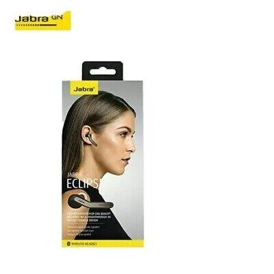 Jabra Eclipse Bluetooth Headset Wireless Stereo Noise Cancellation Headphone