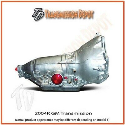 2004R BUICK GRAND NATIONAL STAGE 2 TRANSMISSION  200R4 / 2300- 2500 STALL -