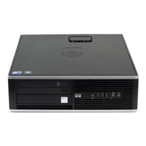 HP 6000 Pro SFF Intel Core2Duo @3.0 Ghz - 4Go - 250Go - Windows 7