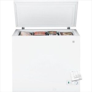 Deep Freezer Chest Ice 7cu ft Manual Defrost Adjustable Thermostat White New