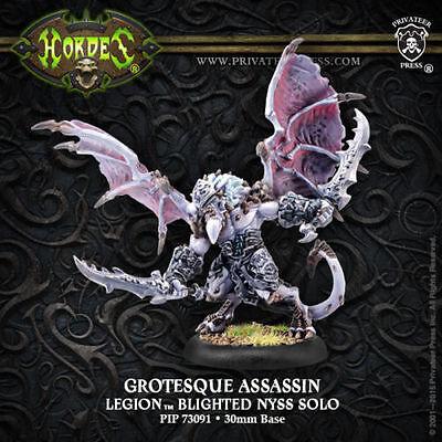 Hordes: Legion of Everblight Grotesque Assassin Solo PIP 73091
