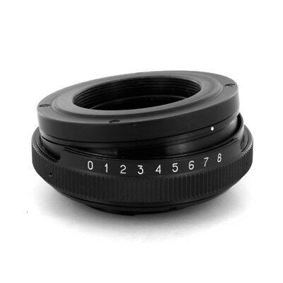 Zykkor M42 Tilt Lens Mount to Sony E-Mount NEX-3 NEX-5 for sale  Shipping to India