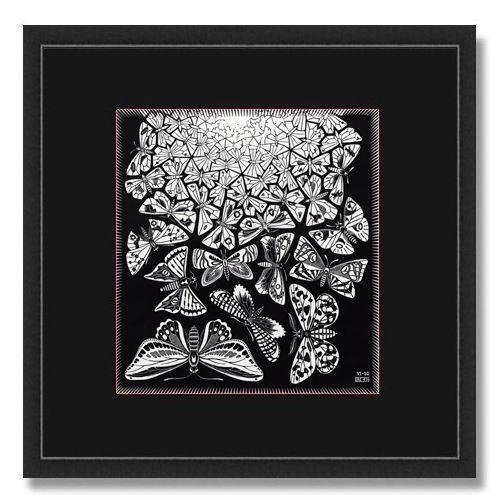 Mc Escher Framed Prints Ebay