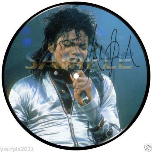 Michael Jackson Picture Disc Ebay