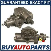 Ford F350 Power Steering Gearbox