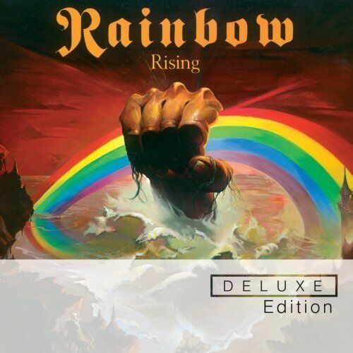 Rainbow - Rising (Deluxe Edition) NEW 2 x CD
