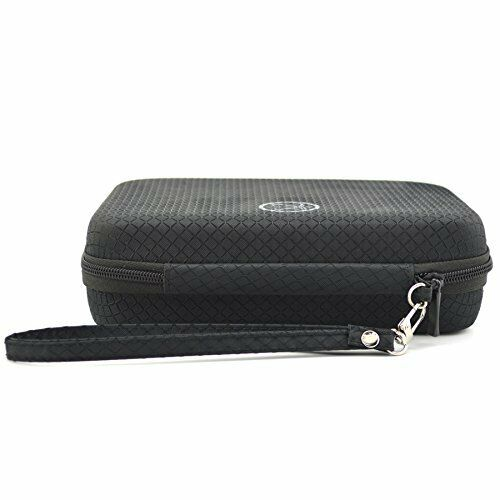 Universal 5 Inch GPS Case with Strap Holder and Lanyard for TomTom Start 25