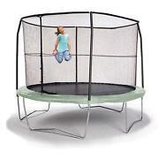 14 Trampoline with Enclosure