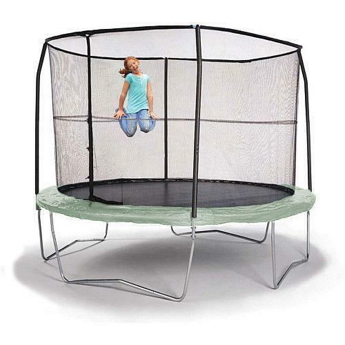 14 Trampoline With Enclosure Ebay