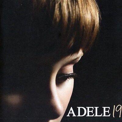 ADELE '19' VINYL LP (New & Sealed)