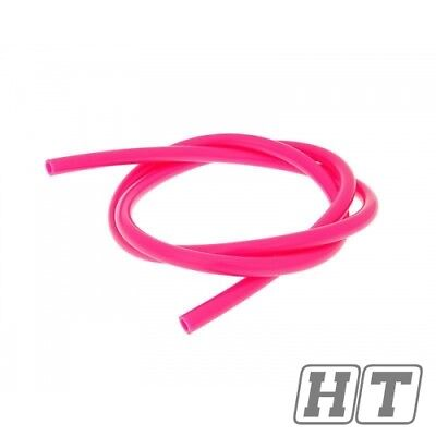 PETROL HOSE PINK 1M   5X9MM FOR SCOOTER MOTORCYCLE