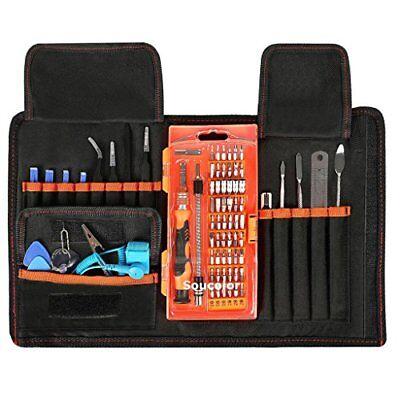 Computer Repair Tool Kit Precision For Laptop Electronics PC Repair 76 in 1