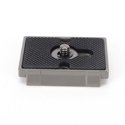 Camera Tripod Quick Release QR Plate for Manfrotto 200PL-14 496 486 804 RC2 RKCA