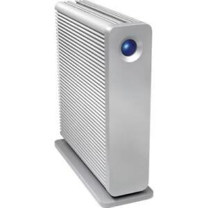 LaCie d2 Quadra V3 3TB External Hard Drive - USB 3.0, (2) FireWire 800, eSATA Intefaces