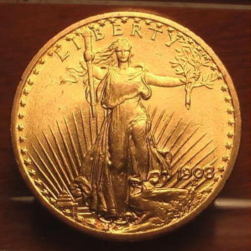 1908 St Gaudens Gold Coin Ebay