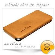 iPhone 5 Case Leder Braun