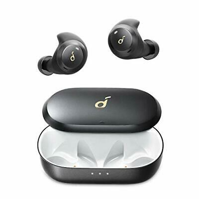 Soundcore Anker Spirit Dot 2 True Wireless Earbuds, Deep Bass,...