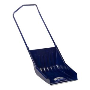 Garant Ergonomic High Capacity Sleigh Shovel, 24-inch Scoop