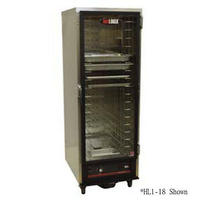 Carter-hoffmann Hl1-14 34 Height Mobile Heating And Holding Cabinet