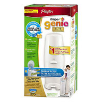 Genie Elite Diaper and diaper changing pad, both for $45