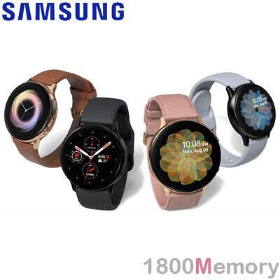 GENUINE Original Samsung Galaxy Watch Active2 Bluetooth Aluminium 40mm 44mm