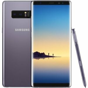 MINT 10/10 SAMSUNG GALAXY NOTE 8 + WARRANTY FROM A VAUGHAN STORE