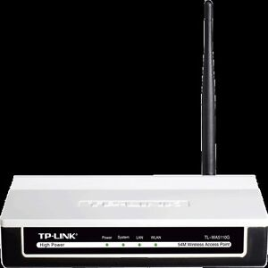 TP-link Wireless G Access Point with 3X extended range New London Ontario image 1