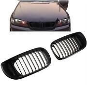 BMW E46 Black Grill