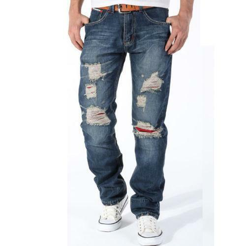 Free shipping and returns on Men's Ripped & Destroyed Jeans & Denim at ditilink.gq
