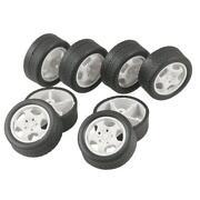 Plastic Toy Wheels