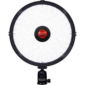 Rotolight Aeos + Battery and Elinchrom Trigger system for Sony