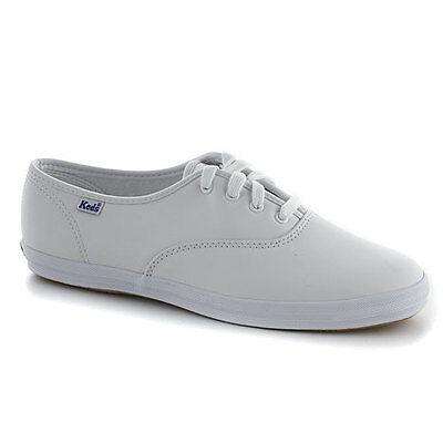 white leather keds ebay