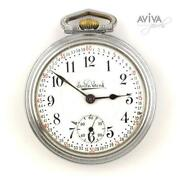 17 Jewel Pocket Watch