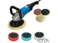 Brand new Silver line 1200w sander polisher