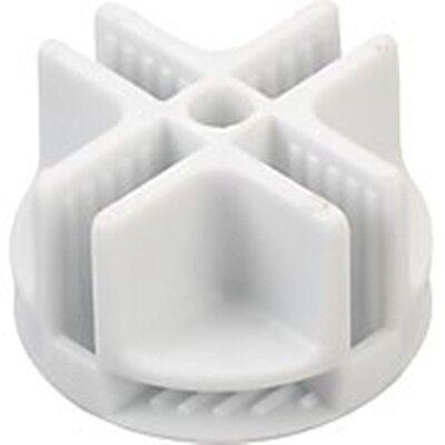 Wire cube plastic connector WHITE storage cubicle mini grid corner snap push NEW (White Corner Connector)