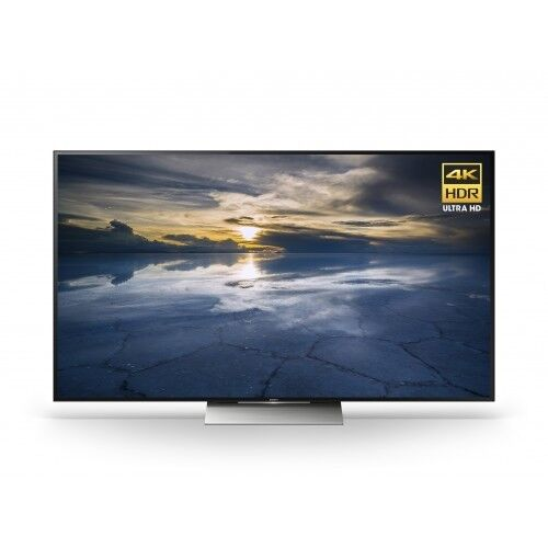 "Sony 55"" Black Ultra HD 4K LED HDR 3D Motionflow™ XR 960 Smart HDTV - XBR55X930D"