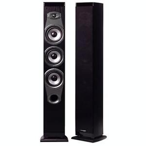Precision Acoustics HD35T Tower Speakers-NEW in box