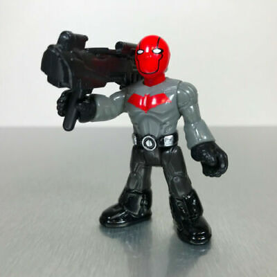 Imaginext DC Super Friends RED HOOD figure from Series 1 Blind Bag NEW