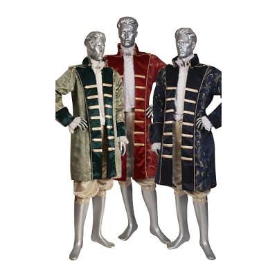 Baroque Costume Men (Imperial Baroque Jacket)
