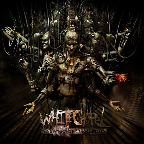 WHITECHAPEL - A New Era Of Corruption CD