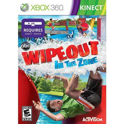 xbox 360 kinect games wipeout ebay. Black Bedroom Furniture Sets. Home Design Ideas