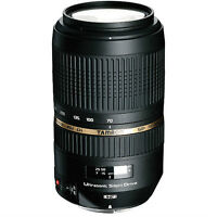 Tamron SP 70-300mm f/4-5.6 Di VC USD Telephoto Zoom Lens for Can
